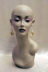 mannequin head enhanced