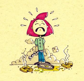 bad, bad day