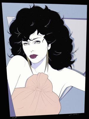 Patrick_Nagel_big hair