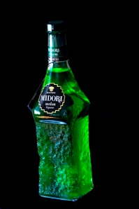 Oh Midori, you green angel you...