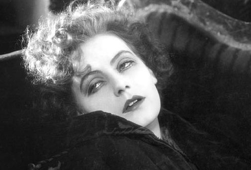 "Mopey Garbo is what you get when you search Google Images for ""joyless."" I'll take it."